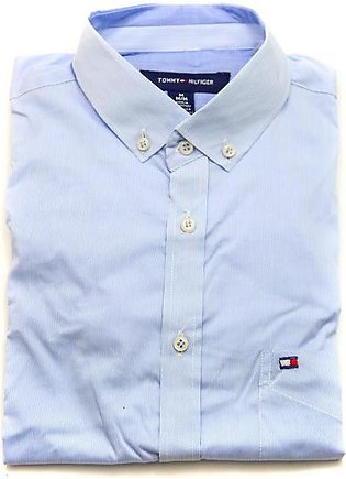 Tommy Hilfiger Men Casual Dress Shirts 3306