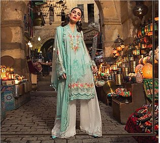 Maria B Luxury - Embroidered Lawn Collection  2020-2021