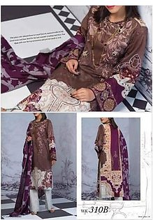 Salitex by Lawn Collection Replica - Unstitched