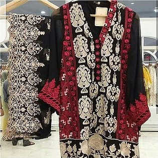 Agha Noor New Luxury Chiffon Suit 2020 Collection