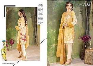 Salitex Lawn Collection Replica - Unstitched