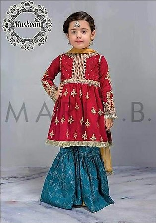 Maria B Kids Collection Replica - Unstitched