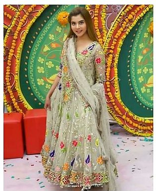 ***NIDA YASIR NEW DESIGN* **BY KASHEE** Replica)(Unstitched)
