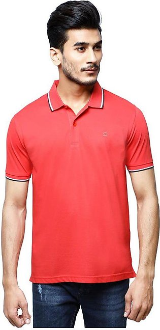 Diner's Men's Polo T-Shirt SKU: NA685-Pink