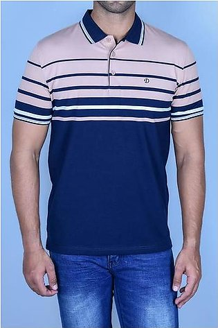 Diner's Men's Polo T-Shirt SKU: NA651-FAWN