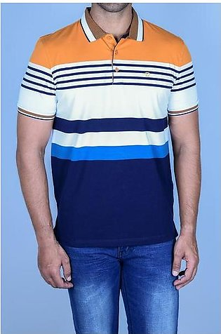 Diner's Men's Polo T-Shirt SKU: NA653-MUSTERD