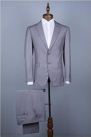 Diner's 2 Pcs Suit in L-Grey SKU: DA999