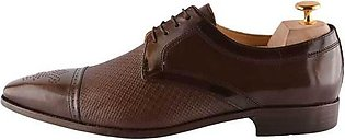 Formal Shoes For Men in Brown SKU: SMF0042-Brown