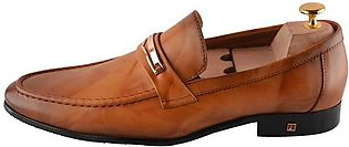 Formal Shoes For Men in Tan : SMF0086-TAN