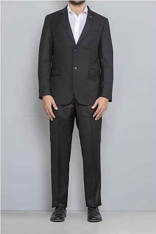 Diner's 2 Pcs Suit in Black SKU: DA999