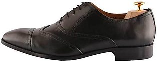 Formal Shoes For Men in Black SKU: SMF0041-BLACK