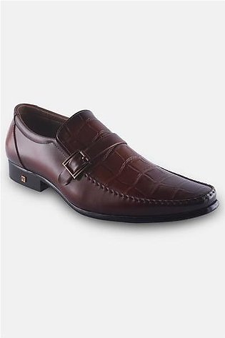 Formal Shoes For Men SKU: SMF0063-L-BROWN