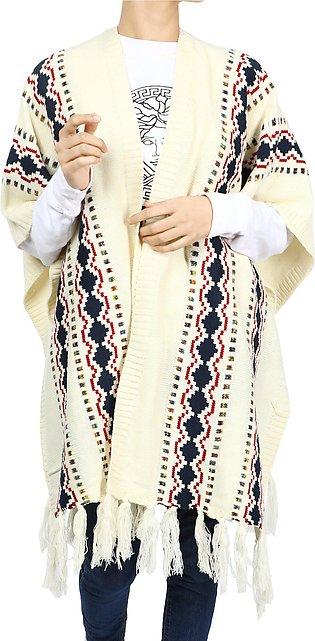 Ladies Sweater In Offwhite SKU: SL931-OFFWHITE