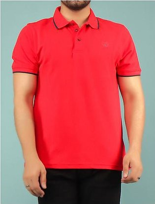 Diner's Men's Polo T-Shirt SKU: NA625-RED
