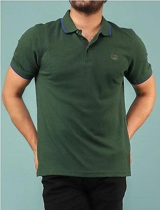Diner's Men's Polo T-Shirt SKU: NA625-GREEN