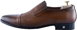 Formal Shoes For Men in Brown : SMF0122-BROWN