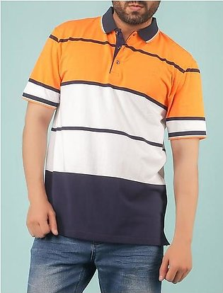 Diner's Men's Polo T-Shirt SKU: NA600-Orange
