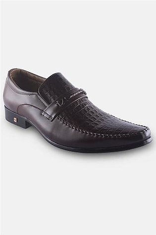 Formal Shoes For Men SKU: SMF0060-D-BROWN