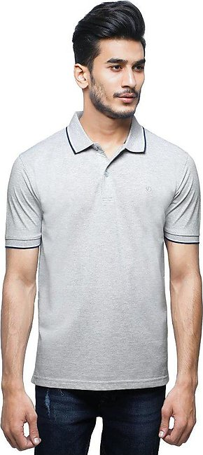 Diner's Men's Polo T-Shirt SKU: NA685-L-Grey