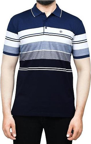 Diner's Men's Polo T-Shirt SKU: NA703-Blue