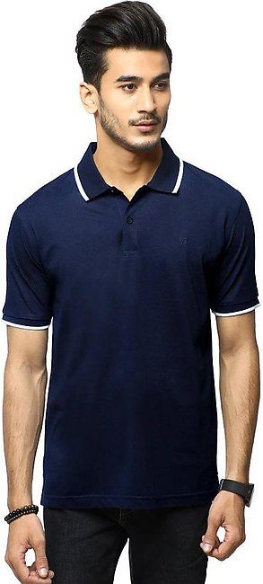 Diner's Men's Polo T-Shirt SKU: NA685-N-Blue