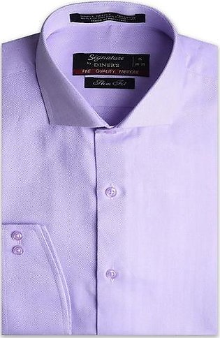 Formal Men Shirt in Purple AB19371
