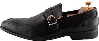 Formal Shoes For Men in Black SKU: SMF0001-Black