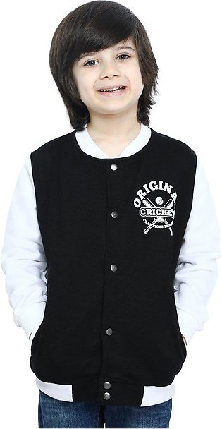 Boys Jacket In Navy SKU: KBF-0060-NAVY