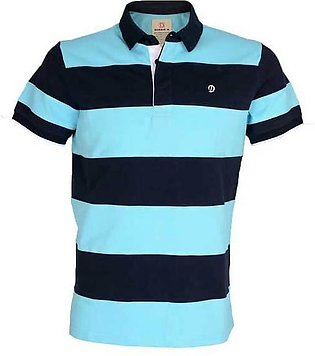 Diner's Men's Polo, T-Shirt SKU: NA506-AQUA