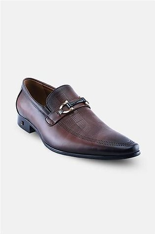 Formal Shoes For Brown: SMF0131-Brown