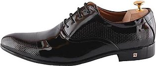 Formal Shoes For Men in Black SKU: SMF0115-BLACK