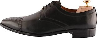 Formal Shoes For Men in Black SKU: SMF0038-BLACK