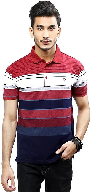 Diner's Men's Polo T-Shirt SKU: NA700-Maroon