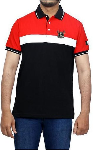 Diner's Men's Polo T-Shirt SKU: NA675-Black