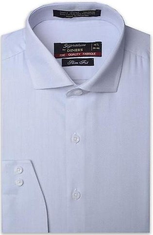 Formal Men Shirt in Grey AB19371