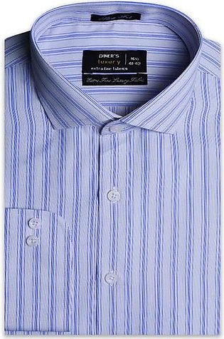 Formal Shirt In R Blue AD20081