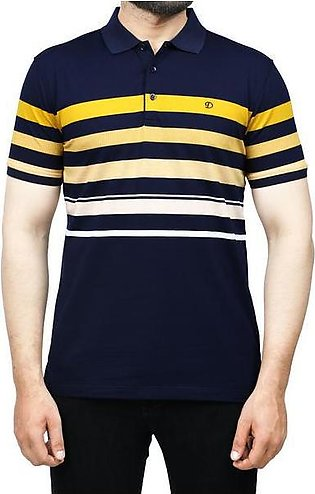 Diner's Men's Polo T-Shirt SKU: NA701-Yellow