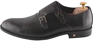 Formal Shoes For Men in Black SKU: SMF0074-BLACK