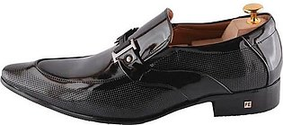Formal Shoes For Men in Black SKU: SMF0114-BLACK