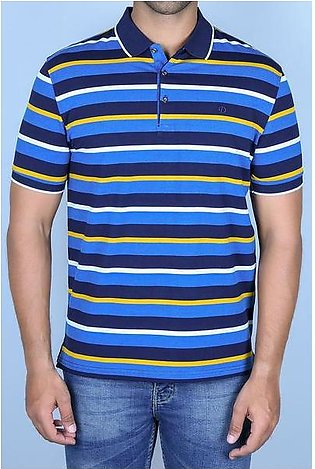 Diner's Men's Polo T-Shirt SKU: NA608-AQUA