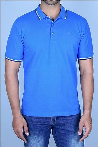 Diner's Men's Polo T-Shirt SKU: NA622-BLUE