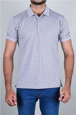 Diner's Men's Polo T-Shirt SKU: NA648-Grey