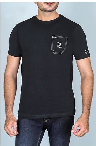 Diner's Men's Polo T-Shirt SKU: NA637-Black
