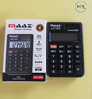 MAAZ Pocket Size Calculator