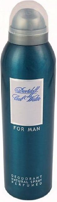Cool Water Body Spray Deodorant for Men 200 ml