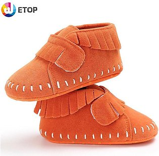 Scrub Leather toddler shoes baby shoes soft bottom shoes baby shoes baby shoes …
