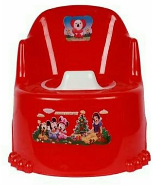 Baby Potty Trainer - Red