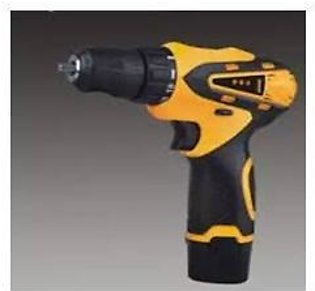 Cordless Drill Machine With Extra Battery
