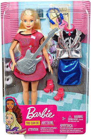Barbie GDJ34 Rockstar doll