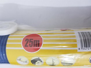 20 Meters Strong Wet Cloth Laundry Rope Pvc Coated Metal Cloth Drying Wire